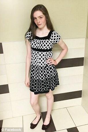 teenage girl dies