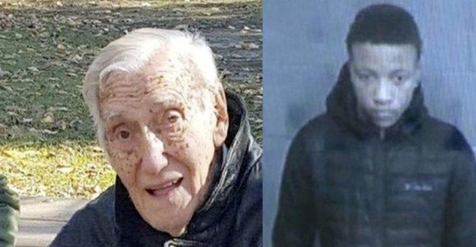 Image result for Police Speechless After Discovering What Teen Made 91-Year-Old Veteran Drink Before Killing Him