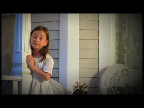 This Little Girl Sings Amazing Grace And Her Voice Is ...