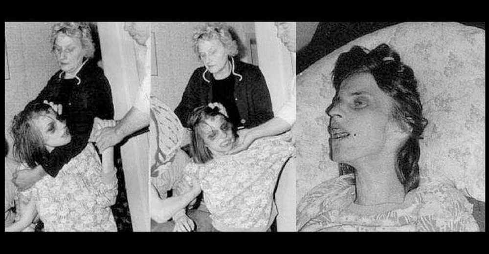 Scary True Photos Of The Girl Whose Story Inspired The
