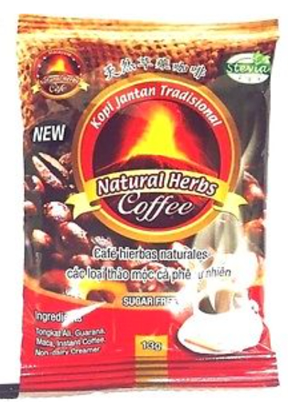 coffee brand recalled