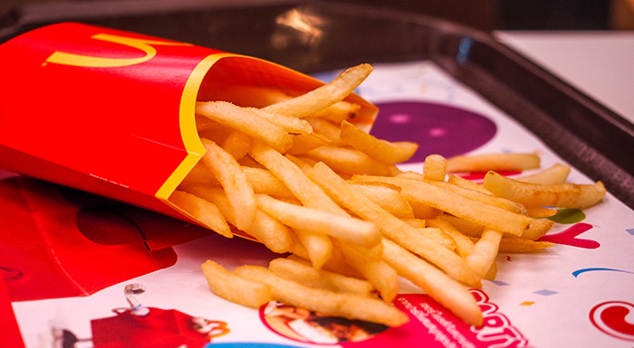 McDonald French Fries