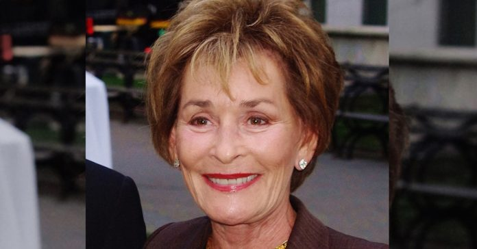judge judy new hair look