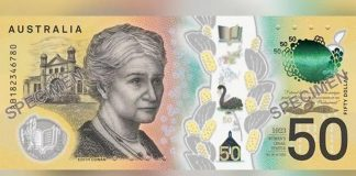 australia new 50 bills typo