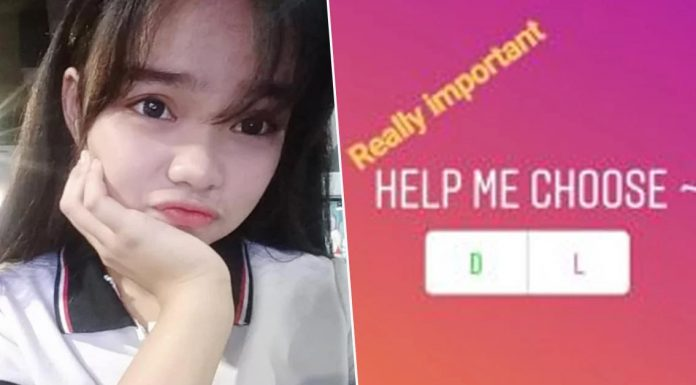 teen commits suicide instagram poll