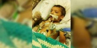 2-Year-Old Bo -Left In Vegetative State