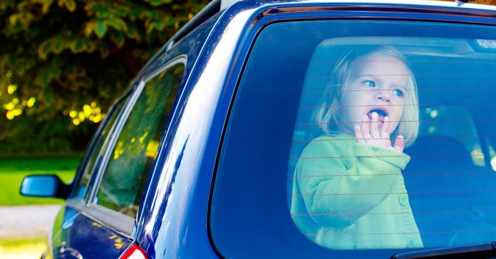 4-Year-Old Boy Saves Himself And 6 Other Children From Hot Car