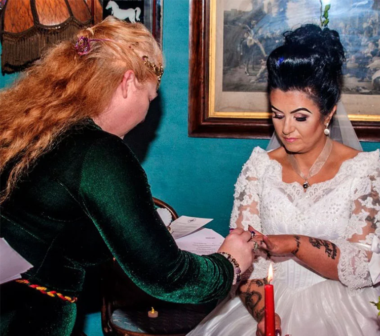 Woman Married 300-Year-Old Pirate Ghost